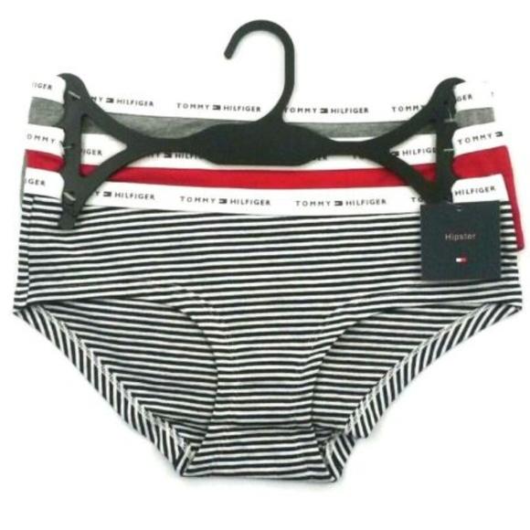 088f965fdd41 Tommy Hilfiger Intimates & Sleepwear   Hipster Panties Small Set Of ...